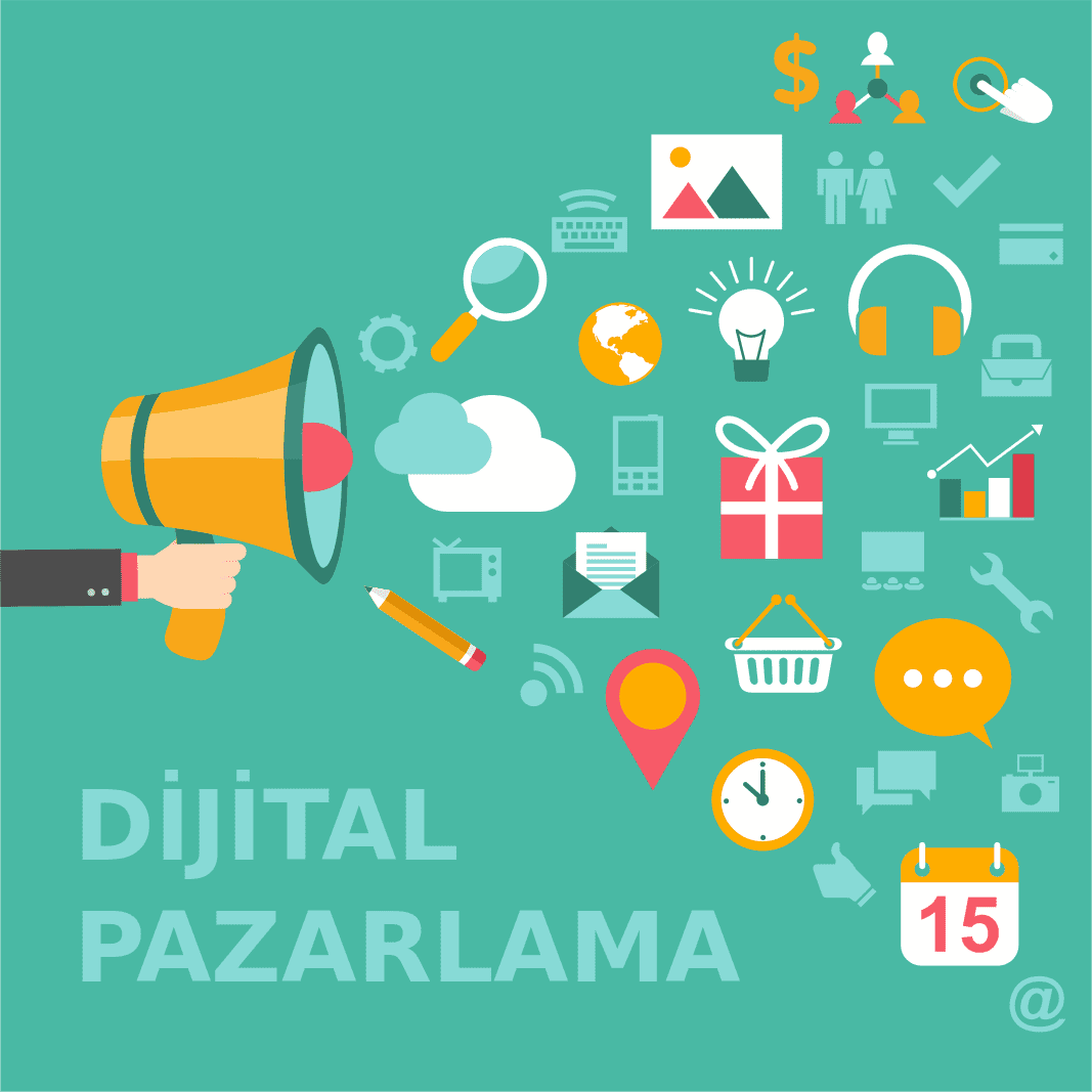 Dijital Pazarlama Nedir (Online Pazarlama Nedir)