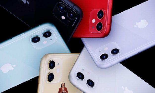 iPhone 11 in Ekran Boy ve Çözünürlükleri