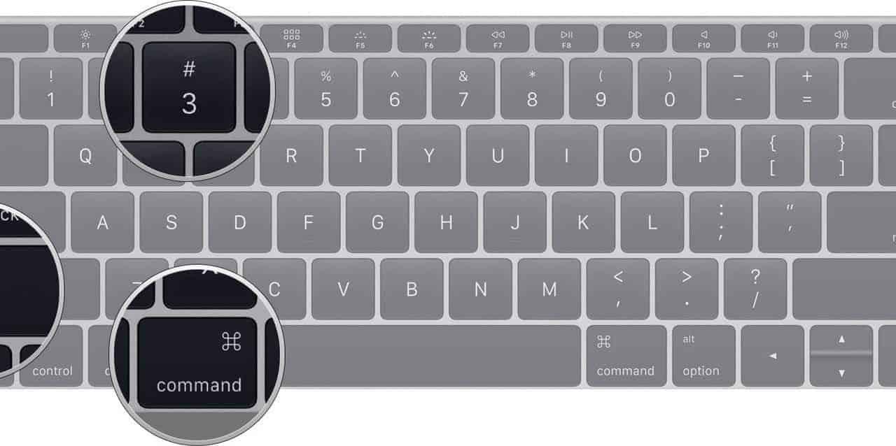 Macde ekran görüntüsü alma ve formatını JPG e değiştirme